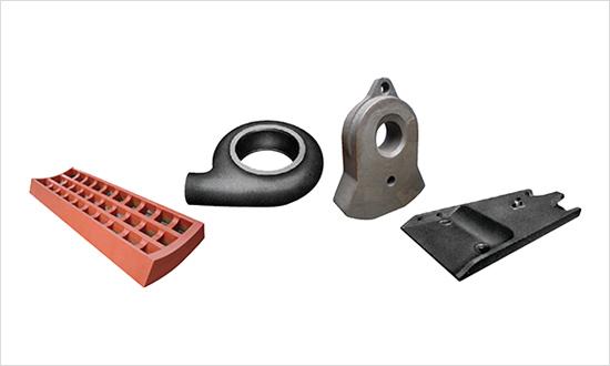 耐熱・耐摩耗鋳造物